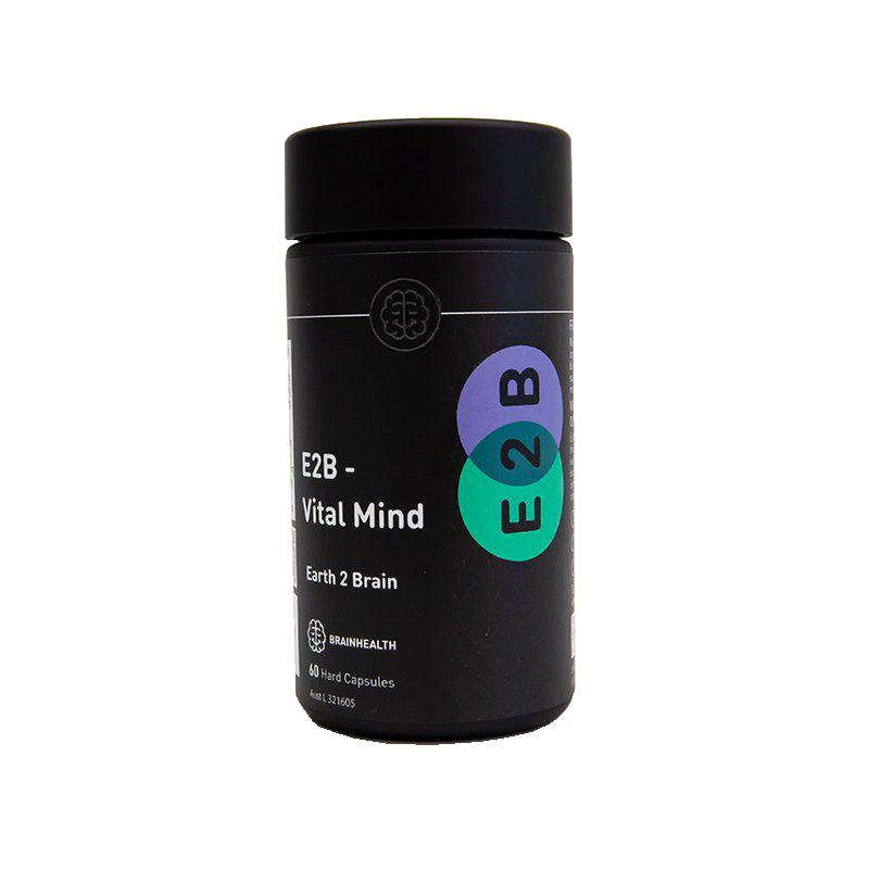 brain health vitamins